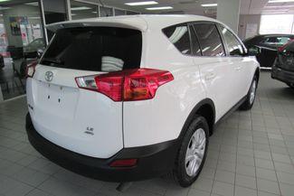 2015 Toyota RAV4 LE W/ BACK UP CAM Chicago, Illinois 5