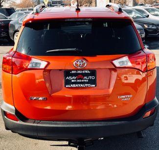 2015 Toyota RAV4 Limited LINDON, UT 2