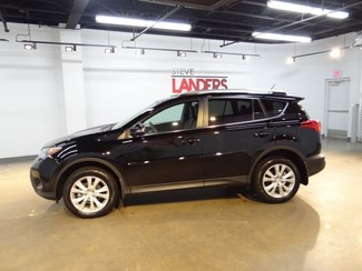 2015 Toyota RAV4 Limited Little Rock, Arkansas 3