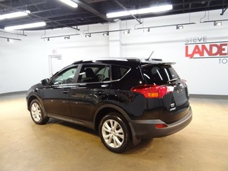 2015 Toyota RAV4 Limited Little Rock, Arkansas 4