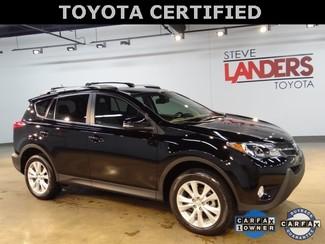 2015 Toyota RAV4 Limited Little Rock, Arkansas