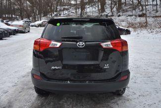 2015 Toyota RAV4 LE Naugatuck, Connecticut 4