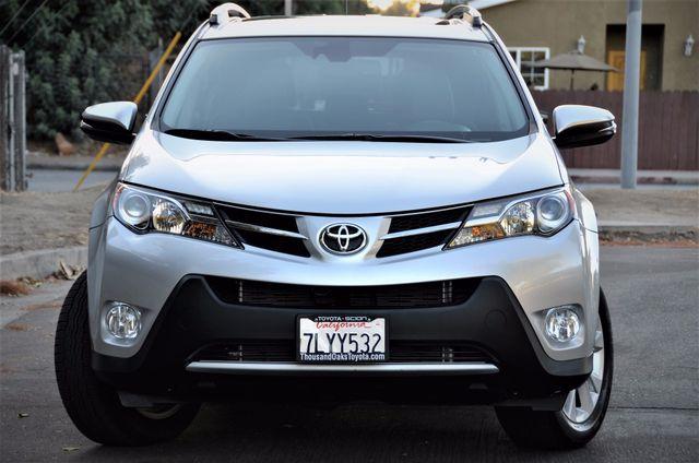 2015 Toyota RAV4 Limited Reseda, CA 21
