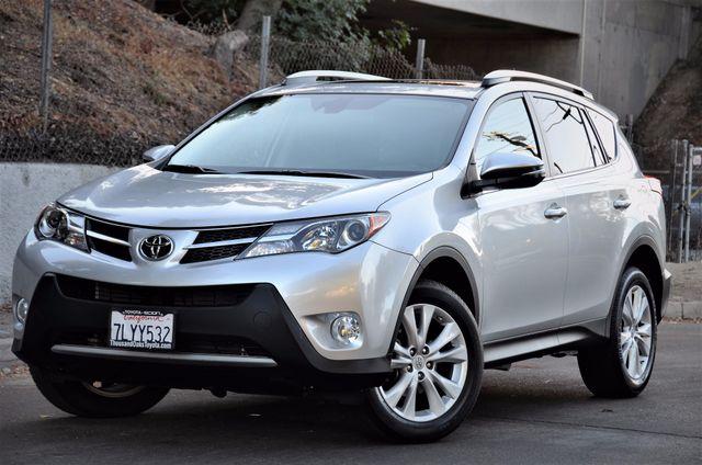 2015 Toyota RAV4 Limited Reseda, CA 1
