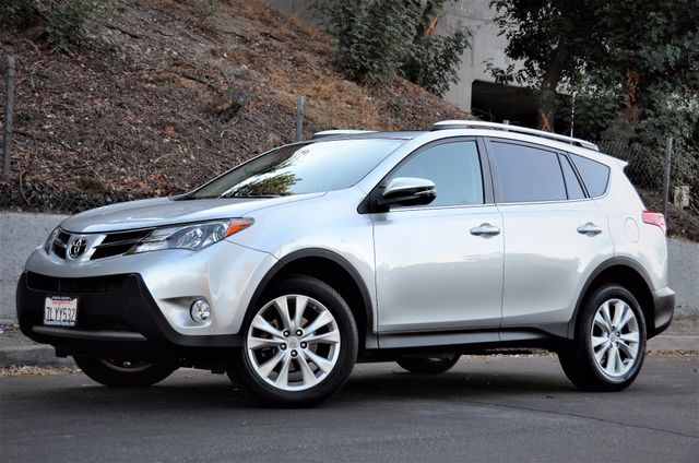 2015 Toyota RAV4 Limited Reseda, CA 20
