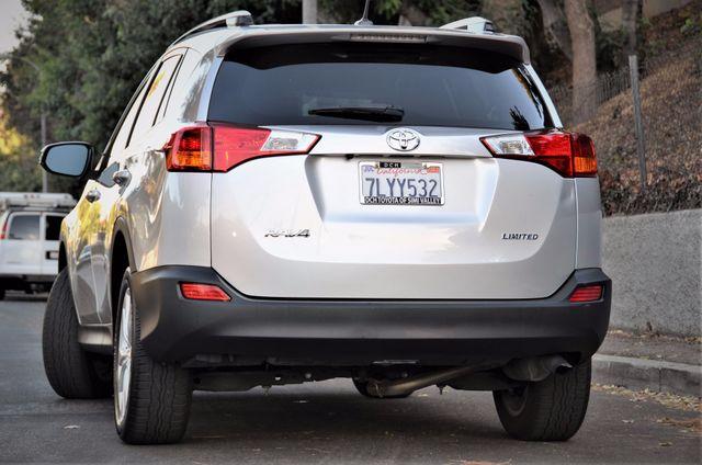 2015 Toyota RAV4 Limited Reseda, CA 25