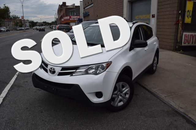2015 Toyota RAV4 LE Richmond Hill, New York 0