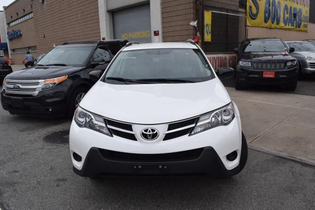 2015 Toyota RAV4 LE Richmond Hill, New York 2