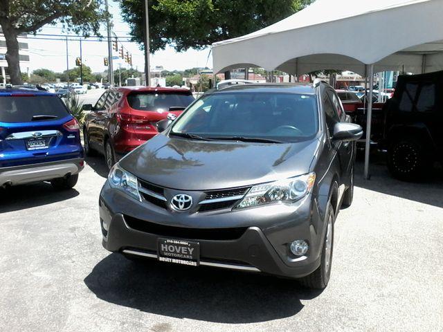 2015 Toyota RAV4 XLE San Antonio, Texas 1