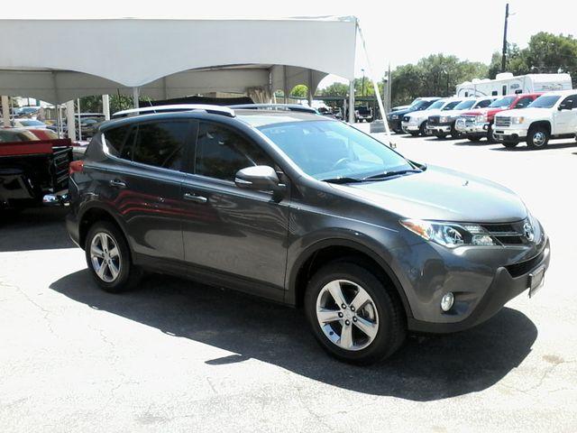 2015 Toyota RAV4 XLE San Antonio, Texas 3