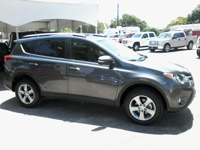 2015 Toyota RAV4 XLE San Antonio, Texas 4