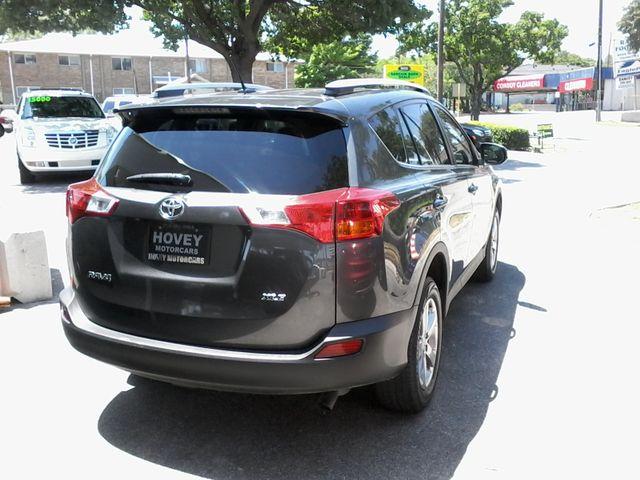 2015 Toyota RAV4 XLE San Antonio, Texas 5