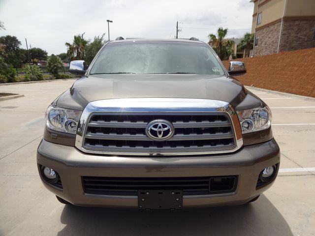 2015 Toyota Sequoia Platinum Corpus Christi, Texas 6