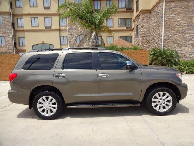 2015 Toyota Sequoia Platinum Corpus Christi, Texas 5