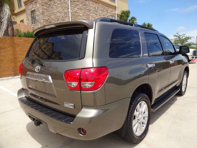 2015 Toyota Sequoia Platinum Corpus Christi, Texas 3