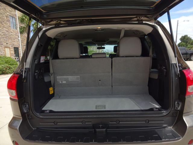 2015 Toyota Sequoia Platinum Corpus Christi, Texas 8