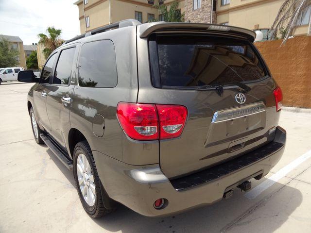 2015 Toyota Sequoia Platinum Corpus Christi, Texas 2