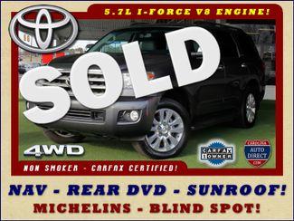 2015 Toyota Sequoia Platinum 4WD - NAV - REAR DVD - SUNROOF! Mooresville , NC
