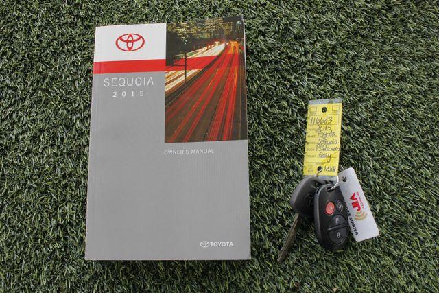 2015 Toyota Sequoia Platinum 4WD - NAV - REAR DVD - SUNROOF! Mooresville , NC 22