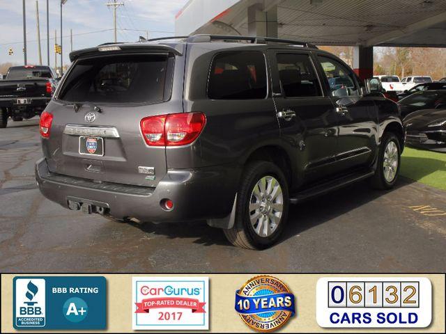 2015 Toyota Sequoia Platinum 4WD - NAV - REAR DVD - SUNROOF! Mooresville , NC 2