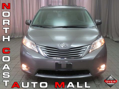 2015 Toyota Sienna 5dr 7-Passenger Van XLE AAS FWD in Akron, OH