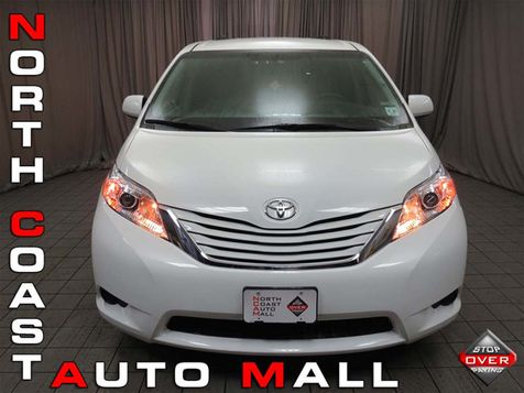 2015 Toyota Sienna 5dr 8-Passenger Van LE FWD in Akron, OH