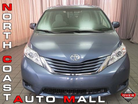 2015 Toyota Sienna 5dr 7-Passenger Van LE AAS FWD in Akron, OH