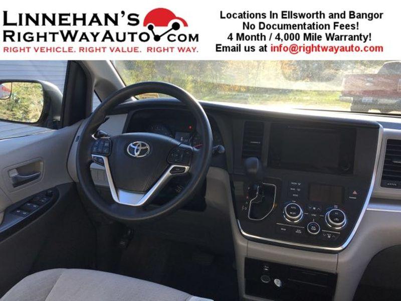 2015 Toyota Sienna LE AAS  in Bangor, ME
