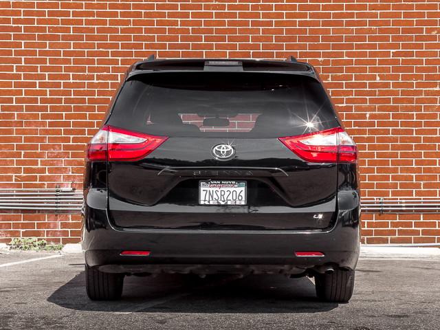 2015 Toyota Sienna LE AAS Burbank, CA 7