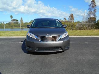 2015 Toyota Sienna Handicap Van.............................. Pre-construction pictures. Van now in production. Pinellas Park, Florida 2