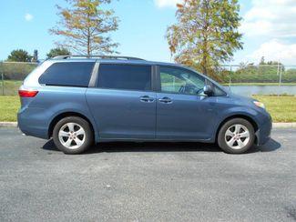2015 Toyota Sienna Le Handicap Van.......................... Pre-construction pictures. Van now in production. Pinellas Park, Florida