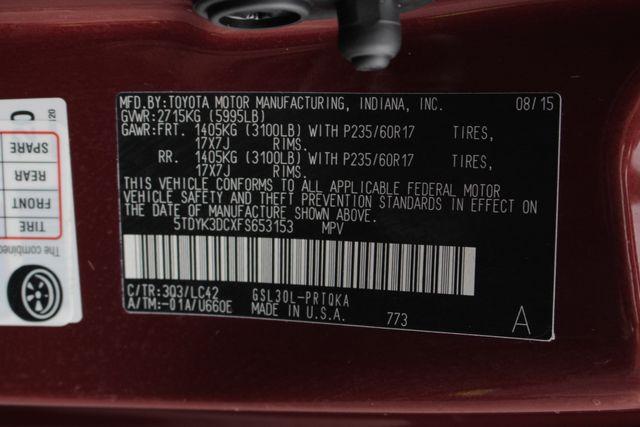 2015 Toyota Sienna XLE FWD - BRAUNABILITY HANDICAP/HANDICAPPED! Mooresville , NC 55
