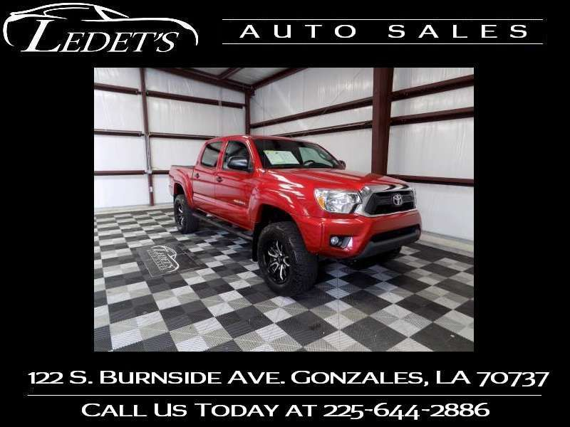 2015 Toyota Tacoma SR5 4WD - Ledet's Auto Sales Gonzales_state_zip in Gonzales Louisiana