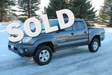 2015 Toyota Tacoma Double Cab V6 5AT 4WD in Great Falls, MT
