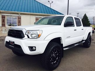 2015 Toyota Tacoma Double Cab Long Bed V6 5AT 4WD LINDON, UT 1