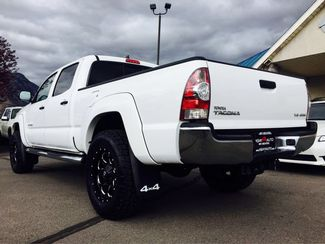 2015 Toyota Tacoma Double Cab Long Bed V6 5AT 4WD LINDON, UT 16