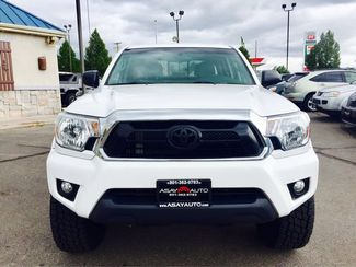 2015 Toyota Tacoma Double Cab Long Bed V6 5AT 4WD LINDON, UT 4