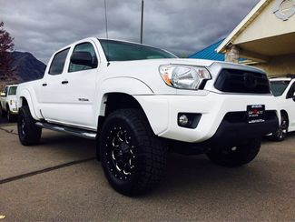 2015 Toyota Tacoma Double Cab Long Bed V6 5AT 4WD LINDON, UT 8