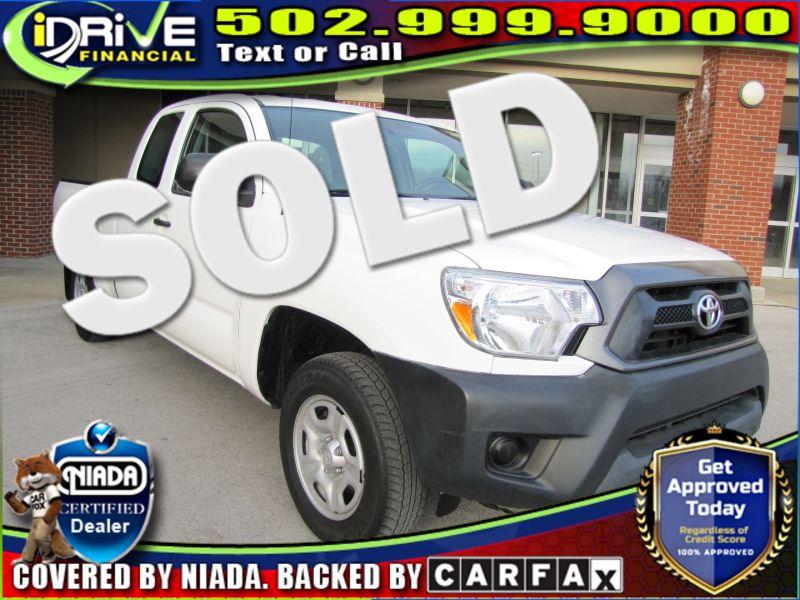 2015 Toyota Tacoma Pickup 4D 6 ft | Louisville, Kentucky | iDrive Financial in Louisville Kentucky