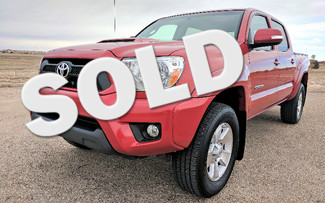 2015 Toyota Tacoma in Lubbock Texas