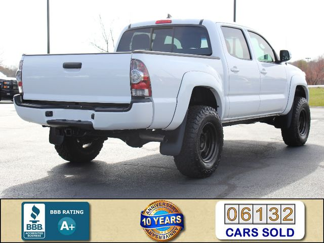 2015 Toyota Tacoma PreRunner Crew Cab RWD TRD SPORT - One Owner Mooresville , NC 1