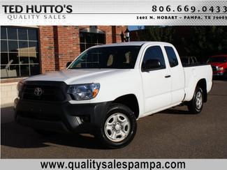 2015 Toyota Tacoma Base Pampa, Texas