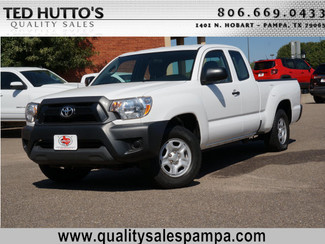 2015 Toyota Tacoma Base Pampa, Texas
