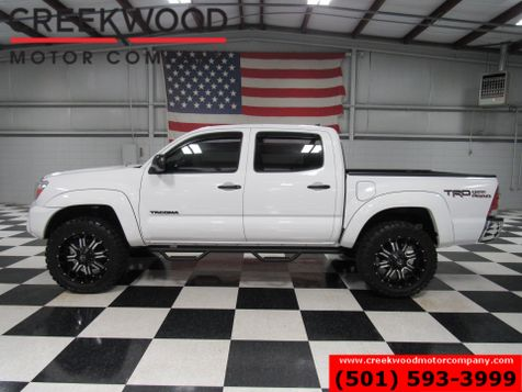 2015 Toyota Tacoma SR5 TRD Off Road Base 4x4 Lifted Blk 20s 1 Owner in Searcy, AR