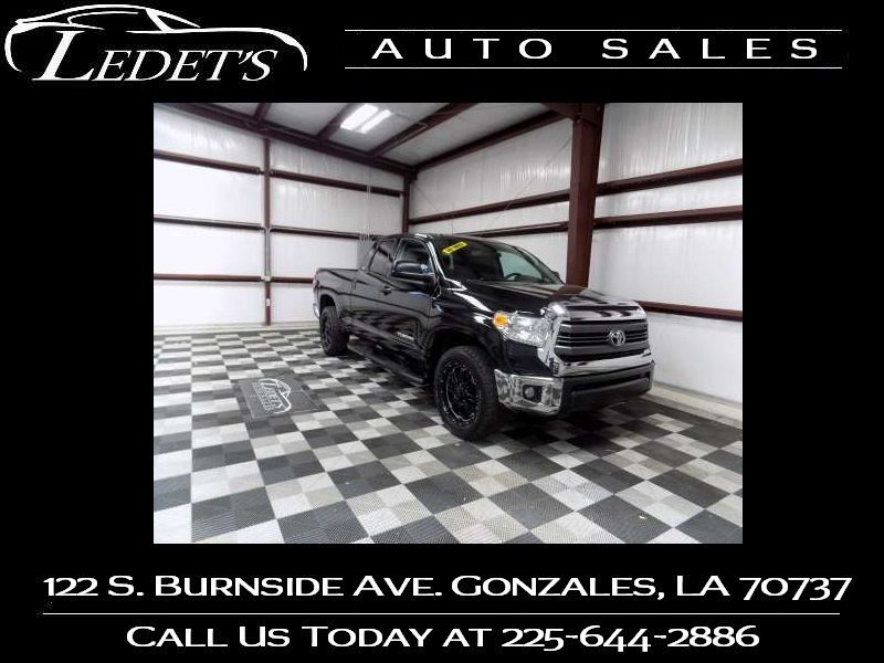 2015 Toyota Tundra SR5 TSS - Ledet's Auto Sales Gonzales_state_zip in Gonzales Louisiana