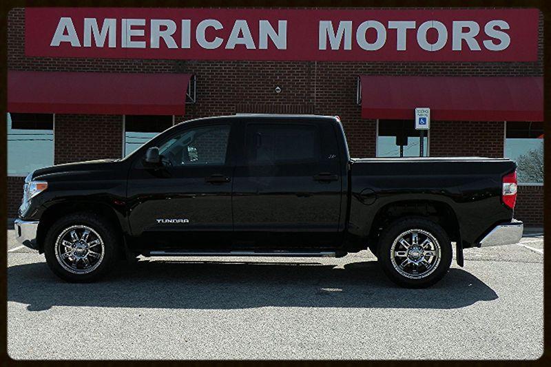 2015 Toyota Tundra SR5 | Jackson, TN | American Motors of Jackson in Jackson TN