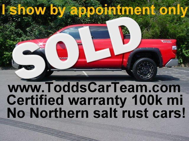 2015 Toyota Tundra SR5 TSS w/ Leather | Nashville, TN | ToddsCarTeam.com in Nashville TN