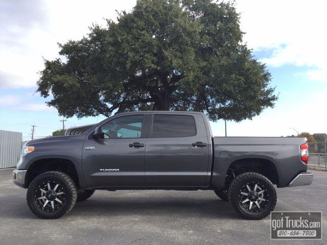 2015 Toyota Tundra Crew Max SR5 5.7L V8 4X4 | American Auto Brokers San Antonio, TX in San Antonio Texas