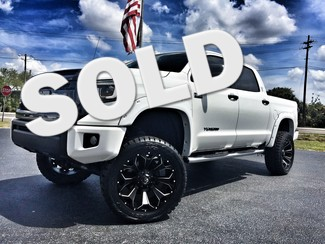 2015 Toyota Tundra CUSTOM LIFTED LEATHER CREWMAX 4X4 V8 in , Florida