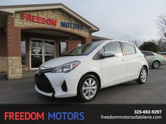 2015 Toyota Yaris in Abilene Texas